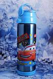 Детский термос, термос-поилка с трубочкой 500мл разные расцветки, фото 3