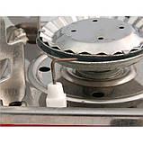 Портативная газовая плита с пьезоподжигом k-202, фото 4