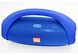 Портативная колонка JBL Boombox с ручкой (33.5*13 см) replica, фото 4