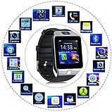 Умные смарт часы Smart watch DZ09, фото 5