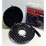 Сковорода гриль-газ противень Westorm, фото 4