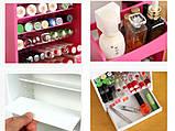 Компактный органайзер для хранения косметики Cosmake Lipstick Organizer, фото 5