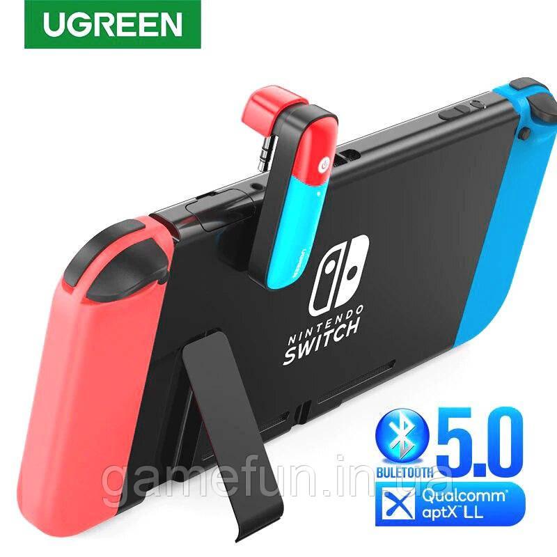 Nintendo Switch adapter для любых Bluetooth наушников (Оригинал)