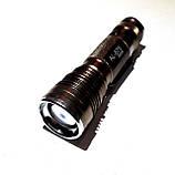Ліхтар ручний акумуляторний AL-575, фото 2