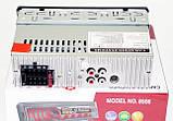 Автомагнитола 8506 USB флешка мульти подсветка AUX FM, фото 4
