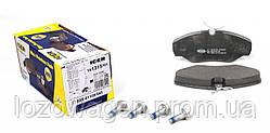 Колодки тормозные передние Trafic ICER 141315-701