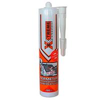 Герметик силиконовый X-Treme универсальный белый 280 мл (10544)