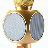 Беспроводной караоке микрофон WS-1816, фото 9