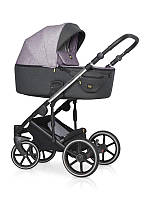 Дитяча універсальна коляска Expander Exeo 02 Purple