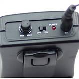 Профессиональный беспроводной микрофон Takstar TS-331B, фото 3