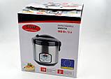 Мультиварка WimpeX WX517A (900 Вт / 5 л), фото 5