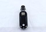 Автомобильный Fm-модулятор  CM i9, Автомобильный трансмиттер  2USB, Bluetooth, MP3, фото 2