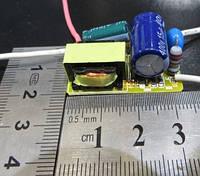LED 35 Вт Драйвер 220 В = 300 МА 60-120 В