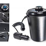 Автомобильный FM трансмиттер модулятор H26+ВТ с Bluetooth MP3, фото 3