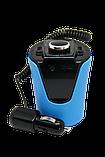 Автомобильный FM трансмиттер модулятор H26+ВТ с Bluetooth MP3, фото 5