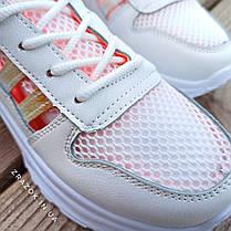 Кроссовки на толстой подошве черные в стиле fila фила эко кожаные перфорация сетка кросівки білі, фото 2