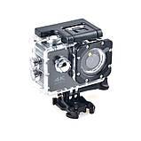 Экшн камера H9/H9R wi-fi Ultra HD 1080 P, фото 6