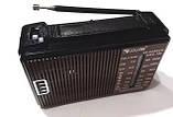 Радиоприемник GOLON RX-608ACW, всеволновой радиоприемник, радиоприемник golon AM/FM/TV/SW1-2, фото 3