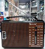 Радиоприемник GOLON RX-608ACW, всеволновой радиоприемник, радиоприемник golon AM/FM/TV/SW1-2, фото 7