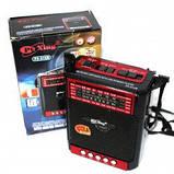 Радиоприемник Pu Xing PX 51 UR, портативная музыкальная колонка, фото 3