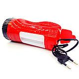 Фонарь светодиодный аккумуляторный YJ-2833, фото 3