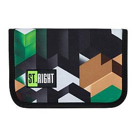 Пенал ST RIGHT GREEN 3D BLOCKS