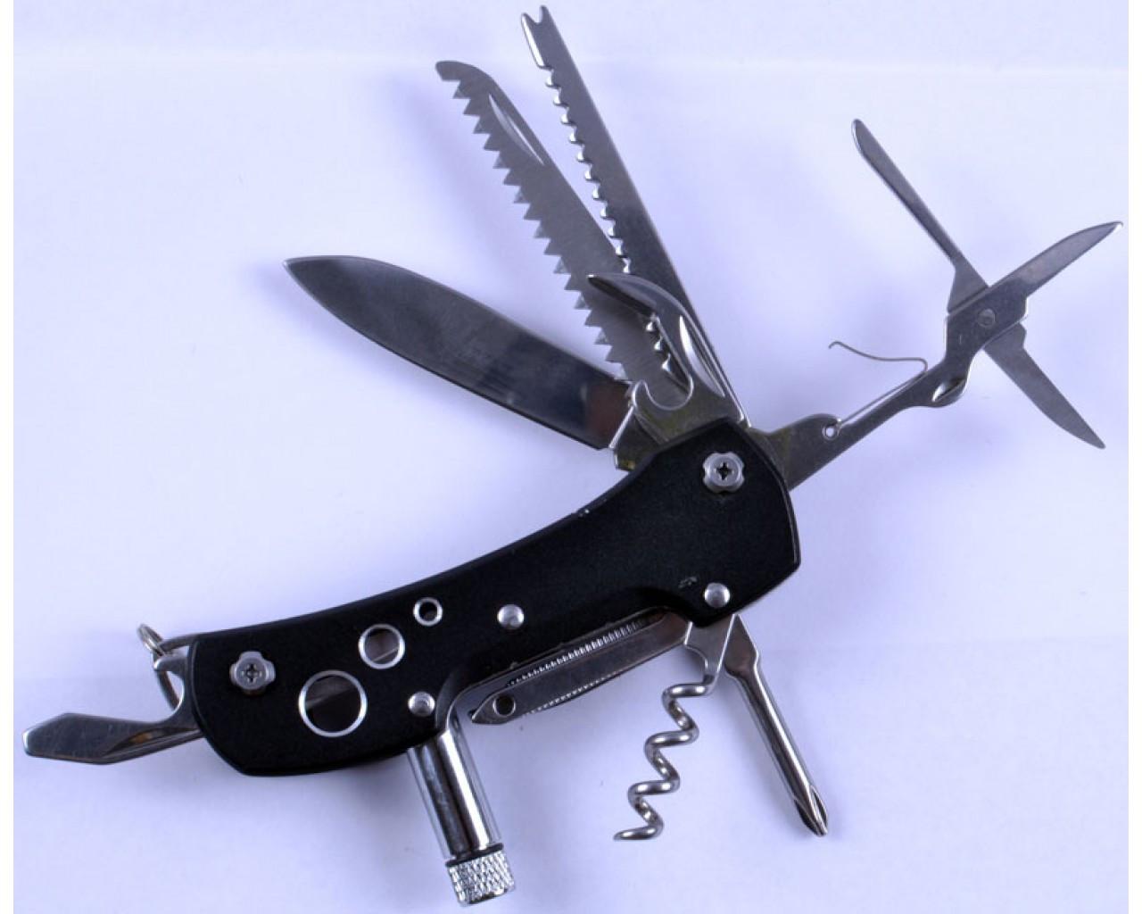 Нож складной многофункциональный EDC НК-503