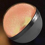 Bluetooth-колонка M8 перламутр, speakerphone, шар, фото 5