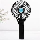 Вентилятор ручной аккумуляторный HF-308 , фото 2