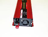 Преобразователь тока AC/DC с LCD дисплеем UKC 2000W KC-2000D / Автомобильный инвертор 2000W, фото 5