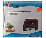 Газова плита Domotec MS 6601, фото 2