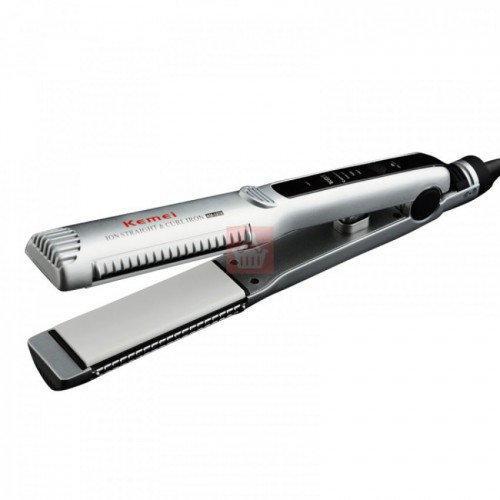 Утюжок выпрямитель для волос Kemei KM 1288