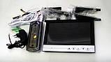 Домофон Intercom V90-RM Цветной Видеозвонок с картой памяти, фото 2