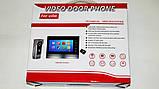 Домофон Intercom V90-RM Цветной Видеозвонок с картой памяти, фото 3