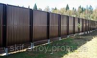 Профнастил ПС-10/ПС12 (0,35мм) эконом, фото 8