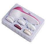 Аппарат для чистки лица и тела 5 in 1 Beauty Care Massager AE-8782, фото 4