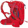 Рюкзак спортивный Ferrino Zephyr HBS 22+3 Red, фото 2