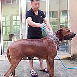 Щетка душ для купания собак Pet Bathing Tool, фото 6