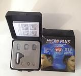 Слуховой аппарат с усилителем звука Micro Plus, фото 4