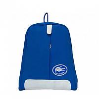 Дорожня сумка рюкзак City backpack Lacoste 3009 блакитний, фото 1