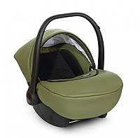 Детское автокресло для новорожденных c ручкой 0-13 кг. Verdi Mirage 03, зеленое