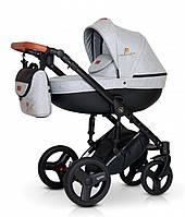 Детская универсальная коляска 2 в 1 Verdi Mirage Limited summer, серая