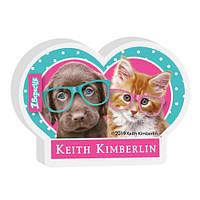 """Гумка фігурна """"1В"""" Keith Kimberlin 560521, фото 1"""
