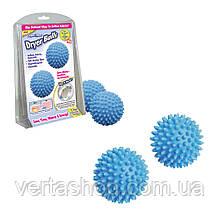 Шарики для стирки белья Ansell Dryer balls super clean