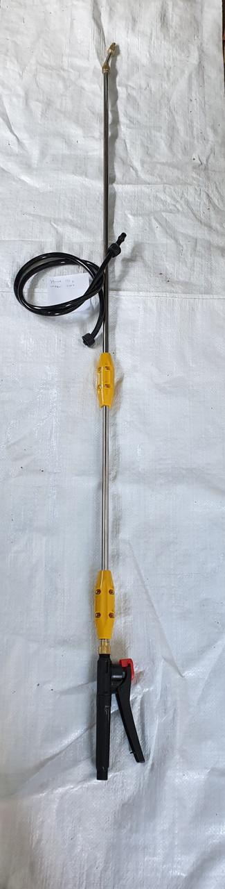 Обприскувач акумуляторної вудка 153 мм шланг 120 мм