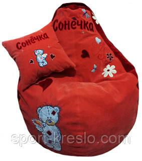 Детское Кресло мешок пуф Тедди