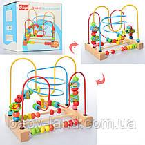 Деревянная игрушка Лабиринт MD 2212