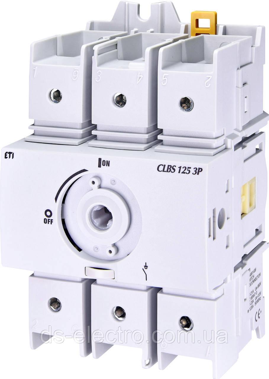 Выключатель нагрузки малогабаритный ETI CLBS (1-0)