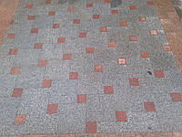 Плиты из натурального камня модульные (ГРАНИТНЫЕ) 30х30, 40х30, 50х30, 60х30 см