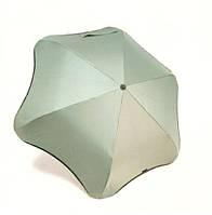 Складана парасоля механіка, салатовий, поліестр/карбон Арт.3193 RST (Китай) (Зонт жіночий, салатовий, механіка, поліестер/карбон)